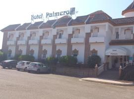 Hotel Palmero, Torrepalma (Hacienda de Tarazona yakınında)