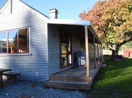 Mount Cook Station Shearers Quarters Lodge