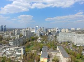 Apartments on Livoberegna