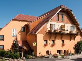 Relais du Silence Hôtel Neuhauser, Schirmeck (рядом с городом Luvigny)
