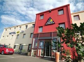 Hôtel Akena City Albi Gaillac