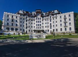 Hotel Palace, Бэиле-Говора