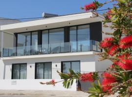 Moderne Villa in Salir do Porto - Villa nas dunas