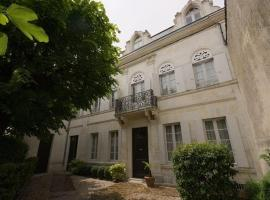 Chambres d'Hôtes Les Tilleuls, Коньяк (рядом с городом Шатобернар)