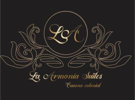 La Armonia Suites/ Casona Colonial