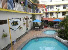 Hotel EMS Los Arcos, Катемако