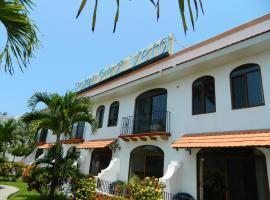 Hotel Pez Vela, Manzanillo