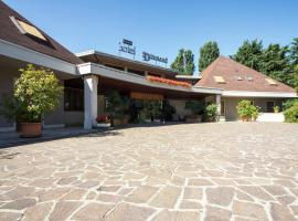 Hotel I Diamanti, Garlasco (Gropello Cairoli yakınında)