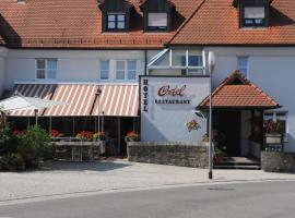 Hotel Ortel, Besigheim (Gemmrigheim yakınında)