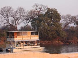Ndhovu Safari Lodge, Mahango
