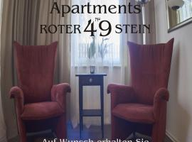 Apartment am Roten Stein