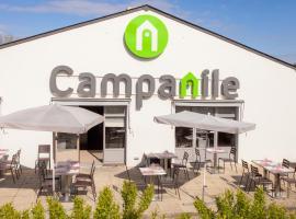 Campanile Poitiers, Пуатье (рядом с городом Лигуже)