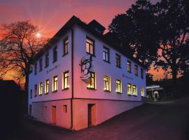 Landhotel Weisses Röß`l, Adorf (Eichigt yakınında)