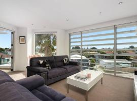 Open and light apartment Downtown Mount Maunganui