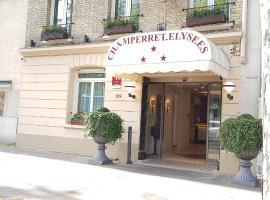 Hotel Champerret Elysees