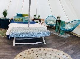 Luxury Tent--Boho Dreams