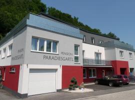 Frühstückspension Paradiesgartl, Amstetten (Neuhofen an der Ybbs yakınında)