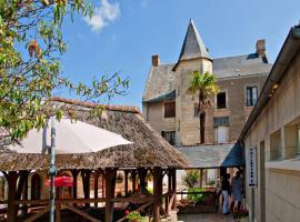 Splendid Hôtel, Монтрёй-Белле (рядом с городом Méron)