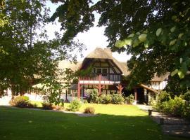 Manoir de la Vente de Rouville, Mesnil-Raoul (рядом с городом Fleury-sur-Andelle)