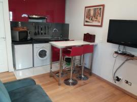 Appartement T2 à 15 minutes de Paris