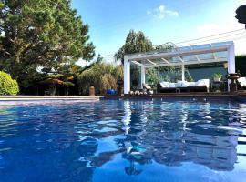 Perales Luxury VILLA with pool 16P