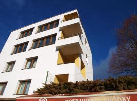 Apartments Lafranconi, Μπρατισλάβα