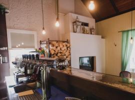 Penzion & Restaurace U Vily