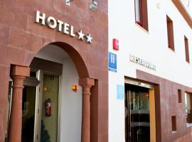 Hotel Rocio, Villafranca de Córdoba (Pedro Abad yakınında)