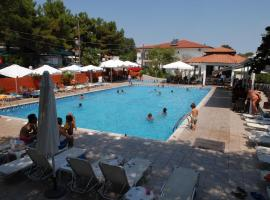 Hotel Camping Agiannis, Макригиалос
