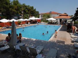 Hotel Camping Agiannis, Makrýgialos (À proximité de: Methoni)