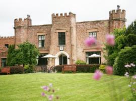 Crabwall Manor Hotel & Spa, Česteris