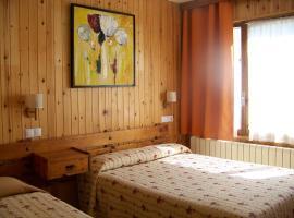 Hotel Prats, Ribes de Freser (Bruguera yakınında)