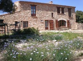 Mas del Salin, Cornudella (Arboli yakınında)