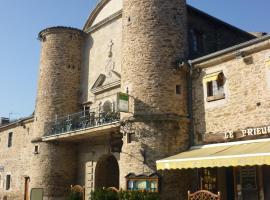 Hôtel Le Prieuré, Sainte-Croix-en-Jarez