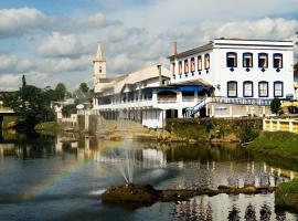 Nhundiaquara Hotel e Restaurante, Morretes (Antonina yakınında)