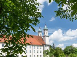 Hotel Kloster Holzen, Allmannshofen (Wertingen yakınında)