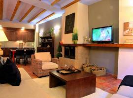 Apartamentos Casa Molinero, Buera (Huerta de Vero yakınında)