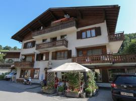 Hotel Garni Posthorn, Küblis
