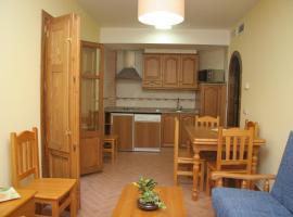Apartamentos Cañones de Guara y Formiga, Panzano
