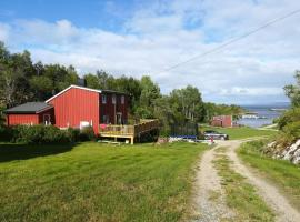 Dom v Norsku