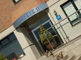 Hostal Tio Pepe II, Бембибре (рядом с городом Монтеалегре)