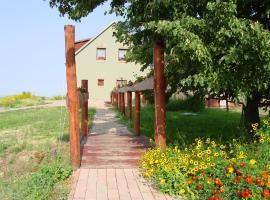 Tótvár lovaspanzió, Kővágótőttős (рядом с городом Cserkút)