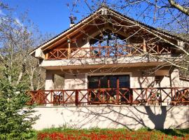 Chalet Coquelicot (Co-cli-co) relax in nature