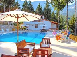 Holiday Villas with mountain forest and sea view Beycik Near Antalya, Turkey
