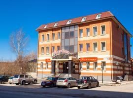 Gostinichno-Restoranny Compleks Chetyre Sezona