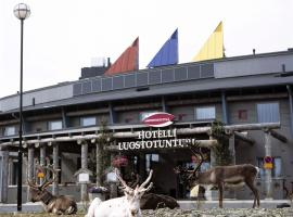 Lapland Hotels Luostotunturi & Amethyst Spa, Луосто