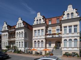 Hotel Villa Auguste Viktoria, Ahlbeck