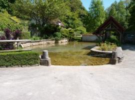 Le Gite du Petit Lavoir, Bèze (рядом с городом Saint-Seine-sur-Vingeanne)