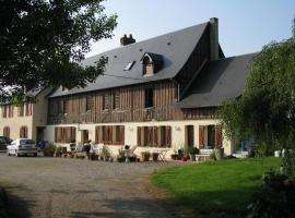 Chambres d'Hôtes Lambert Rouen, Saint-Jean-du-Cardonnay (рядом с городом Saint-Martin-de-Boscherville)