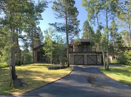Jackson Hole Luxury Retreat
